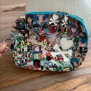 NWOT Tokidoki Pool Party Zippered Pouch